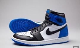Air Jordan 1 Fragment Blue