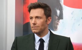 Actor Ben Affleck attends the 'Batman v. Superman: Dawn of Justice' premiere