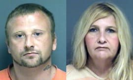 Dustin Lee Bragg and Barbie Gordon Vaughn