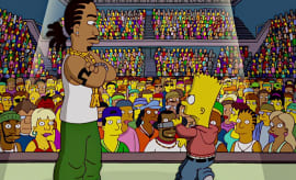Bart Simpson Rap