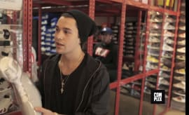 Sneaker Shopping with Austin Mahone