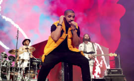Drake at 2017 Coachella Valley Music And Arts Festival