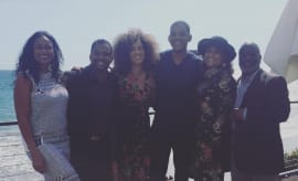 The Fresh Prince of Bel-Air Cast Reunion