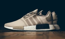 Adidas NMD R1 Khaki Release Date Profile S76848