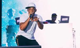 Will Smith and DJ Jazzy Jeff