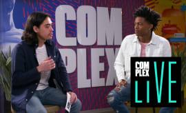 Complex Live De'Aaron Fox