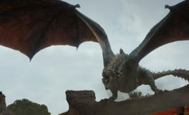 drogon the dragon game of thrones