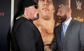 This is a photo of Hulk Hogan.