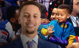 Steph Curry Remembers Meeting 'Assh*le' NBA Players As a Kid