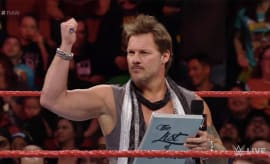 Chris Jericho, Monday Night Raw
