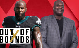 Malcolm Jenkins Supports Meek Mill; Shaq Solves School Shootings; Tourney Picks! | Out of Bounds