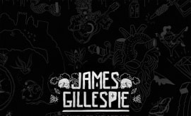 "James Gillespie - ""Don't Let Me Get Me"""