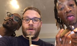 seth wiz nd snoop