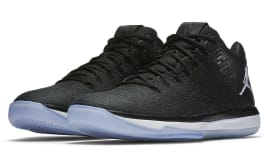 Air Jordan 31 Low Black White Release Date Main 897564-002