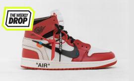 Off White Jordans.