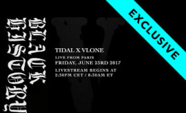 Vlone Spring/Summer 2018 Fashion Show Livestream