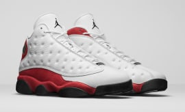 Air Jordan 13 White Red 414571-122