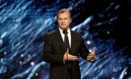 Christopher Nolan at the 2017 AMD British Academy Britannia Awards