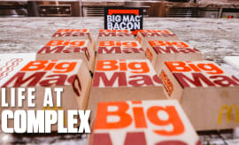 Bacon On Everything | Life At Complex
