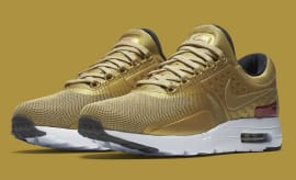 Nike Air Max Zero Metallic Gold Main 789695-700