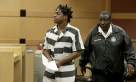 Kodak Black is sentenced to probation by Judge Lisa Porter