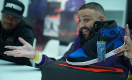 DJ Khaled Air Jordan Collaboration