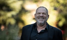 Harvey Weinstein Sun Valley