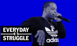 Don Q Talks Lyricism, Rappers Copying His Flows, King of NY Title | Everyday Struggle