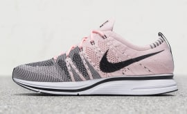 Bright Citron Nike Flyknit Trainer