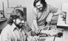 Steve Wozniak on jobs