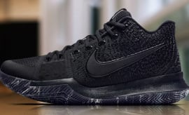 Nike Kyrie 3 Black Marble Release Date Profile 852395-005