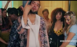 "French Montana ""Said N Done"" video f/ ASAP Rocky"