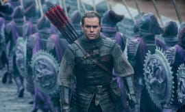 Matt Damon in 'The Great Wall'