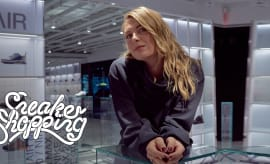 Maria Sharapova Goes Sneaker Shopping With Complex | Sneaker Shopping
