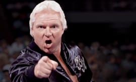 Photo of Bobby Heenan posted by Triple H on his Twitter account.