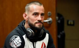 CM Punk lost at UFC 203.