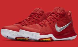 Nike Kyrie 3 University Red Release Date Main 852395-601