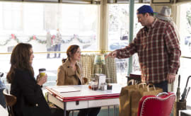 'Gilmore Girls' Luke's Diner Pop-Ups Coming To Canada
