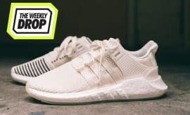 Adidas eqt 93-17 Australian sneaker release info: The Weekly Drop