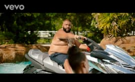 "DJ Khaled ""Do You Mind"" screenshot"