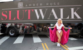 Amber Rose's Slutwalk