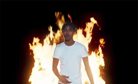 vic mensa rage video