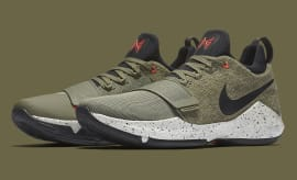 Nike PG1 Elements 911085-200 Cargo Khaki