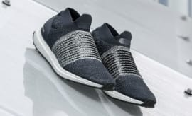Adidas Ultra Boost Laceless Indigo Blue Release Date Front