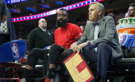 Houston Rockets Mike D'Antoni James Harden 2016