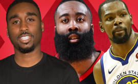 Guest Demetrius Shipp, Jr. Talks KD Balling, Lazy James Harden, LiAngelo to Lakers | Out of Bounds