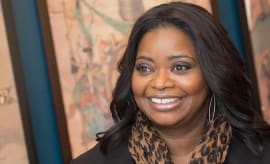 This is a photo of Octavia Spencer.