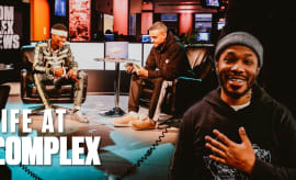 Behind The Scenes Of The Soulja Boy Complex Takeover | Life At Complex