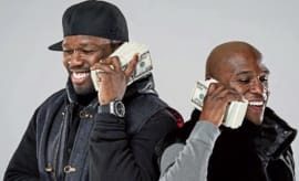 50 and mayweather