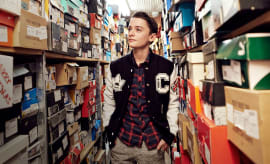 Noah Schnapp Goes Sneaker Shopping With Complex | Sneaker Shopping